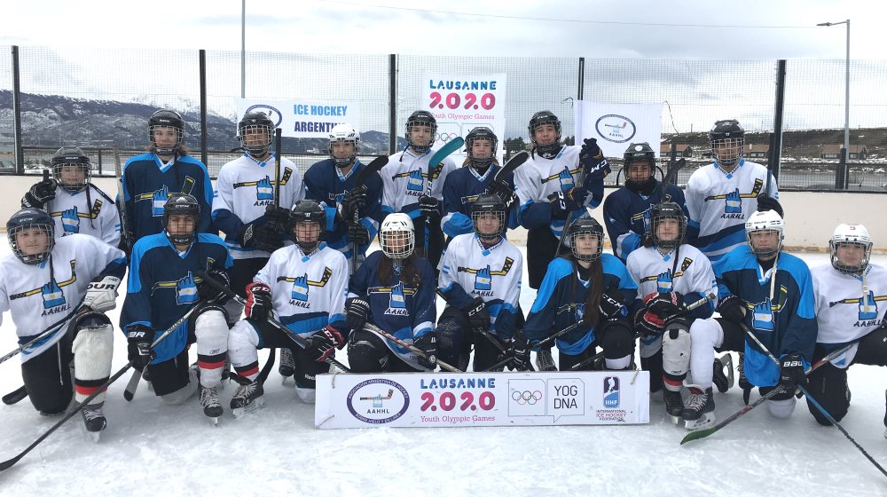 Ice Hockey At The 2020 Olympic Winter Games.Iihf Yog Skills Challenge Results